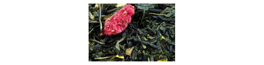 liste des thés fruités